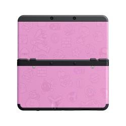 COQUE MARIO ROSE NEW 3DS - Accessoires 3DS au prix de 14,95€