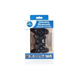 MANETTE BLUETOOTH PS3 UNDERCONTROL NOIR - Accessoires PS3 au prix de 24,95€