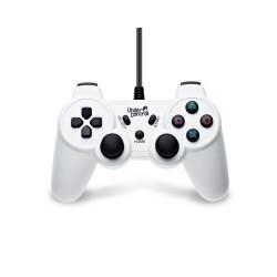 MANETTE FILAIRE PS3 UNDERCONTROL BLANC - Accessoires PS3 au prix de 14,95€