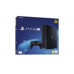 CONSOLE PS4 PRO 1 TO NOIRE - Consoles PS4 au prix de 399,95€
