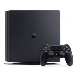 CONSOLE PS4 SLIM 500 GO NOIRE - Consoles PS4 au prix de 299,95€