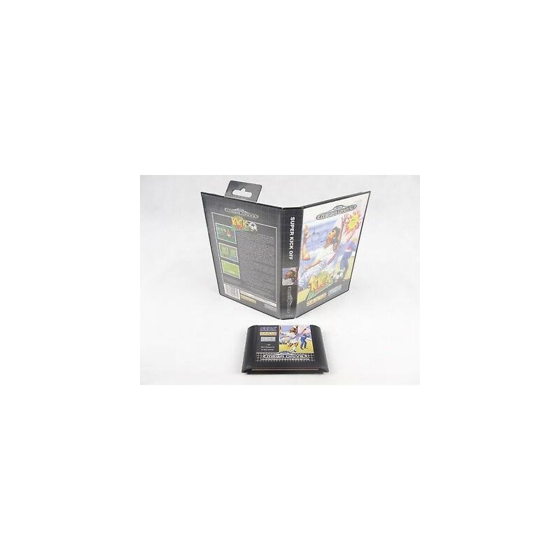 MD SUPER KICK OFF (SANS NOTICE) - Jeux Mega Drive au prix de 2,95€