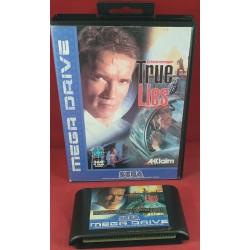 MD TRUE LIES (SANS NOTICE) - Jeux Mega Drive au prix de 14,95€