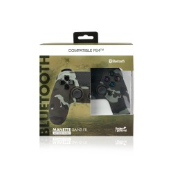 MANETTE BLUETOOTH PS4 CAMO UNDERCONTROL - Accessoires PS4 au prix de 34,95€