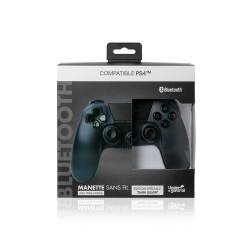 MANETTE BLUETOOTH PS4 DARK SILVER UNDERCONTROL - Accessoires PS4 au prix de 34,95€