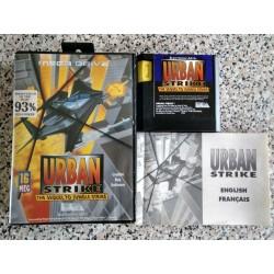 MD URBAN STRIKE - Jeux Mega Drive au prix de 12,95€