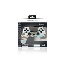 MANETTE BLUETOOTH PS4 SNOWNITE UNDERCONTROL - Accessoires PS4 au prix de 34,95€