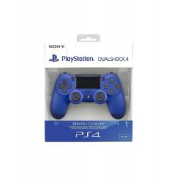 MANETTE DUALSHOCK PS4 BLEU - Accessoires PS4 au prix de 59,95€