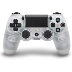 MANETTE DUALSHOCK PS4 CRYSTAL - Accessoires PS4 au prix de 64,95€