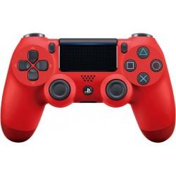 MANETTE DUALSHOCK PS4 MAGMA RED - Accessoires PS4 au prix de 59,95€