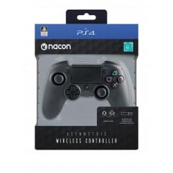 MANETTE BLUETHOOTH ASYMETRIQUE PS4 NACON NOIR - Accessoires PS4 au prix de 59,95€