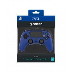 MANETTE FILAIRE PS4 NACON BLEU - Accessoires PS4 au prix de 39,95€