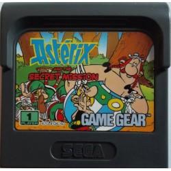 GG ASTERIX AND THE SECRET MISSION (LOOSE) - Game Gear au prix de 4,95€