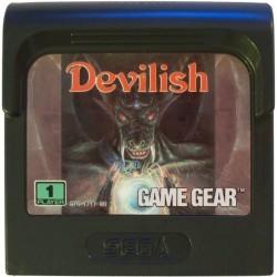 GG DEVILISH (LOOSE) - Game Gear au prix de 4,95€