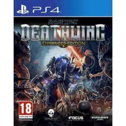 PS4 SPACE HULK DEATHWING OCC - Jeux PS4 au prix de 14,95€