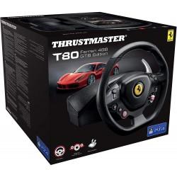 VOLANT PS4 THRUSTMASTER T80 - Accessoires PS4 au prix de 99,95€