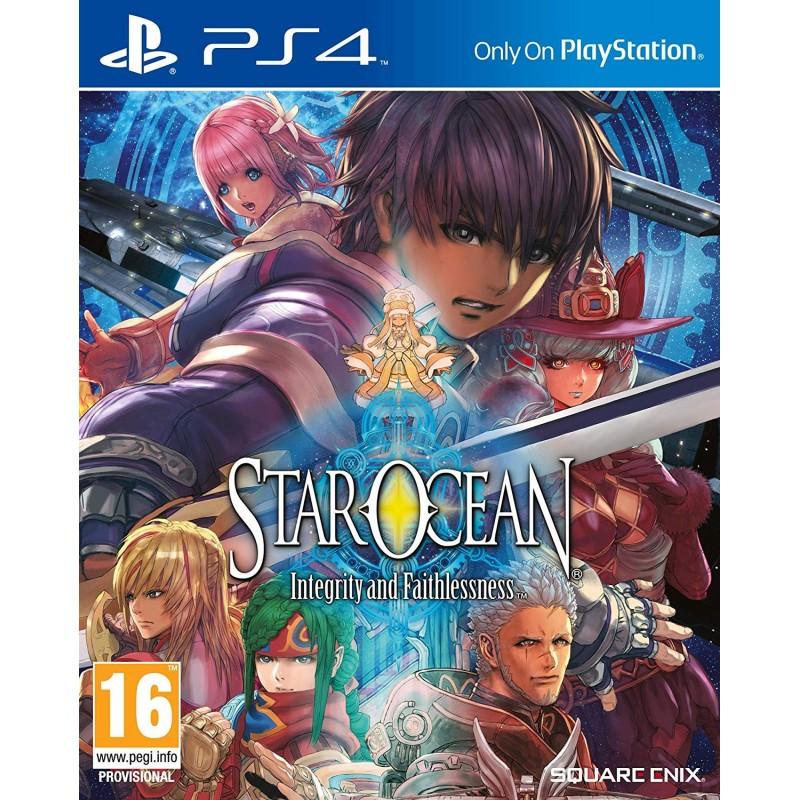 PS4 STAR OCEAN INTEGRITY AND FAITHLESSNESS OCC - Jeux PS4 au prix de 14,95€