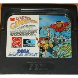 GG GLOBAL GLADIATOR (LOOSE) - Game Gear au prix de 2,95€