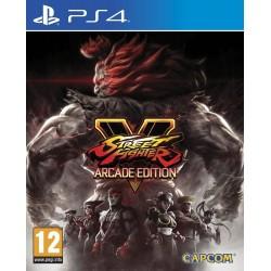 PS4 STREET FIGHTER V ARCADE EDITION OCC - Jeux PS4 au prix de 14,95€