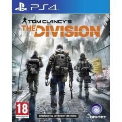 PS4 THE DIVISION OCC - Jeux PS4 au prix de 9,95€