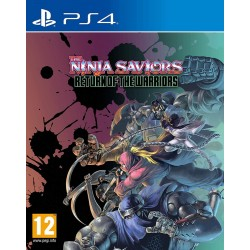 PS4 THE NINJA SAVIORS RETURN OF THE WARRIORS - Jeux PS4 au prix de 29,95 €