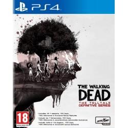 PS4 THE WALKING DEAD DEFINITIVE SERIES - Jeux PS4 au prix de 49,95€
