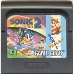 GG SONIC THE HEDGEHOG 2 (LOOSE) - Game Gear au prix de 3,95€