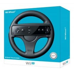 VOLANT WII OFFICIEL NOIR EN BOITE - Accessoires Wii au prix de 6,95€