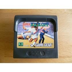 GG SUPER KICK OFF (LOOSE) - Game Gear au prix de 1,95€