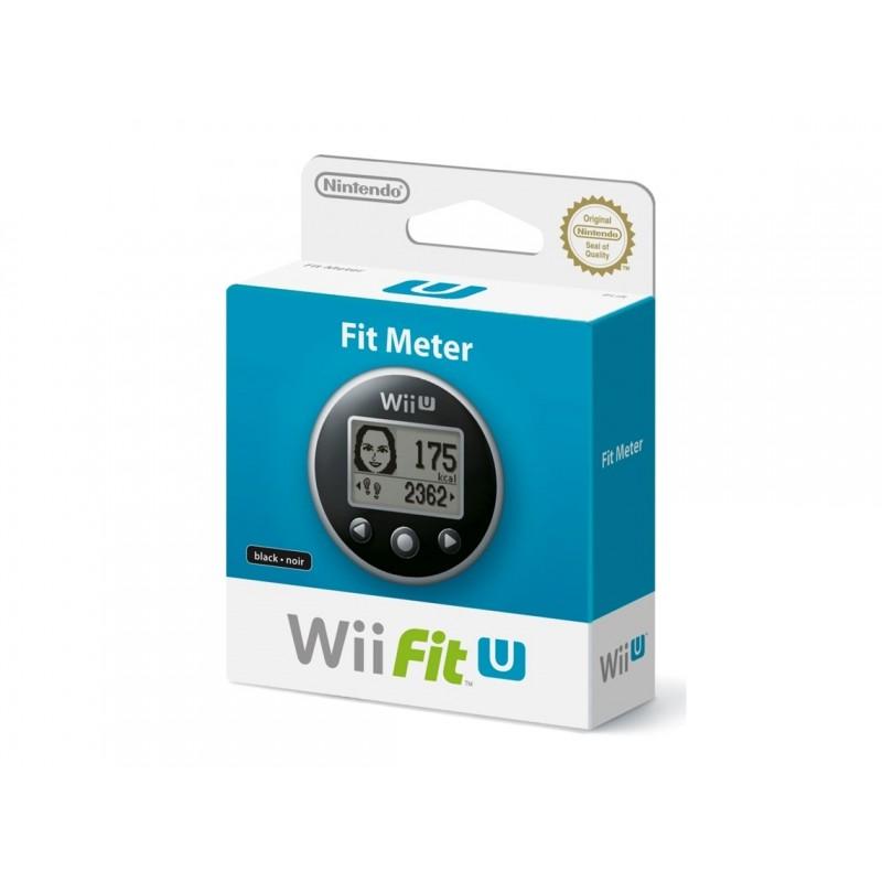 FIT METER WII U BLANC - Accessoires Wii U au prix de 9,95€