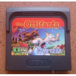GG THE OTTIFANTS (LOOSE) - Game Gear au prix de 3,95€