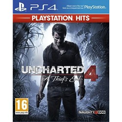 PS4 UNCHARTED 4 A THIEFS END HITS - Jeux PS4 au prix de 19,95 €