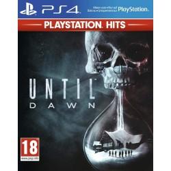 PS4 UNTIL DAWN HITS - Jeux PS4 au prix de 19,95€