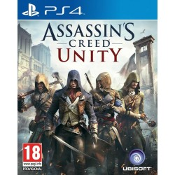 PS4 ASSASSIN CREED UNITY OCC - Jeux PS4 au prix de 14,95€