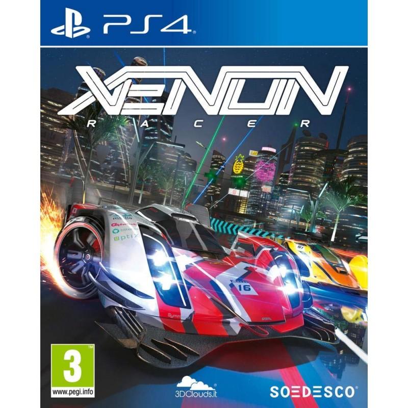 PS4 XENON RACER OCC - Jeux PS4 au prix de 14,95€
