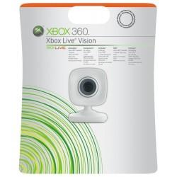 CAMERA XBOX 360 LIVE VISION EN BOITE - Accessoires Xbox 360 au prix de 14,95€