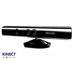 KINECT XBOX 360 NOIR - Accessoires Xbox 360 au prix de 14,95€