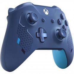 MANETTE BLUETOOTH XONE SPORT BLUE - Accessoires Xbox One au prix de 64,95€