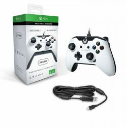 MANETTE FILAIRE XONE PC PDP BLANC ARCTIQUE - Accessoires Xbox One au prix de 34,95€