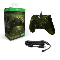 MANETTE FILAIRE XONE PC PDP GREEN - Accessoires Xbox One au prix de 34,95€