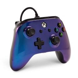 MANETTE FILAIRE XONE PC NEBULA POWER A - Accessoires Xbox One au prix de 29,95€