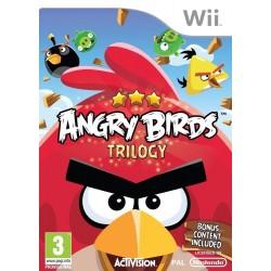 WII ANGRY BIRDS TRILOGY - Jeux Wii au prix de 9,95€