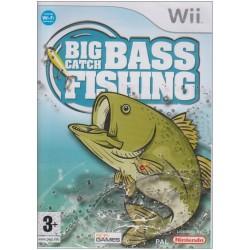 WII BIG CATCH BASS FISHING - Jeux Wii au prix de 4,95€