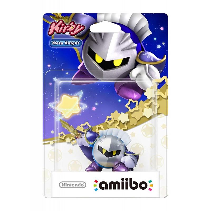 AMIIBO KIRBY META KNIGHT - Figurines NFC au prix de 14,95€