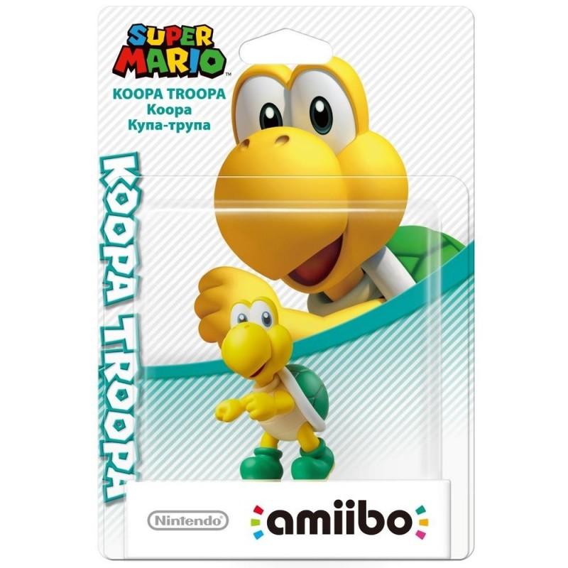 AMIIBO SUPER MARIO KOOPA TROOPA - Figurines NFC au prix de 14,95€