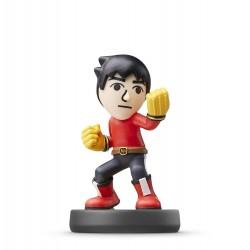 AMIIBO SUPER SMASHBROS 48 BOXEUR MII - Figurines NFC au prix de 14,95€