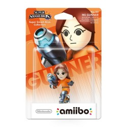 AMIIBO SUPER SMASH BROS 50 TIREUSE MII - Figurines NFC au prix de 14,95 €