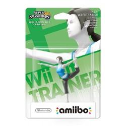 AMIIBO SUPER SMASH BROS 8 ENTRAINEUSE WII FIT OCC (BOITE) - Figurines NFC au prix de 14,95€