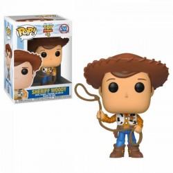 POP TOY STORY 522 SHERIFF WOODY - Figurines POP au prix de 14,95€