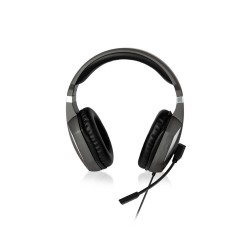 CASQUE MULTIGAMING GRIS UNDERCONTROL JACK 1.5M - Casques Gaming au prix de 24,95 €